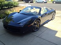 Picture of 2014 Ferrari 458 Italia Convertible
