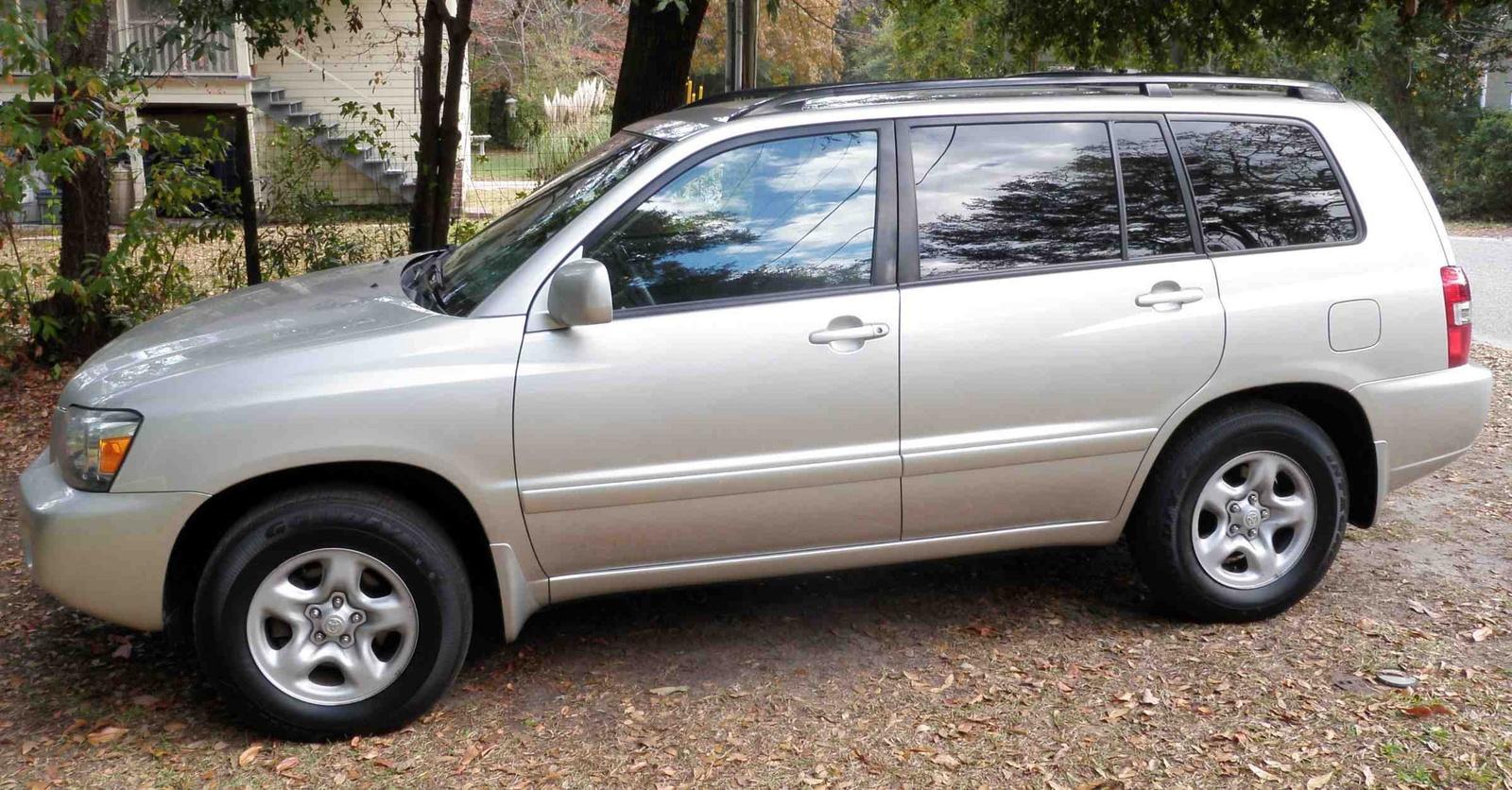 2005 Toyota Highlander Pictures Cargurus