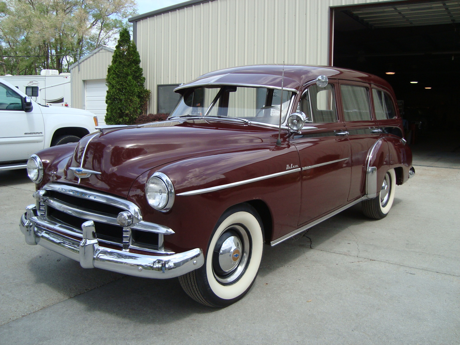chevrolet deluxe styleline - photo #12