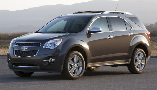 2015 Chevrolet Equinox Test Drive Review Cargurus