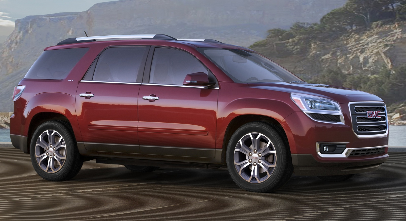 2015 gmc acadia review cargurus. Black Bedroom Furniture Sets. Home Design Ideas