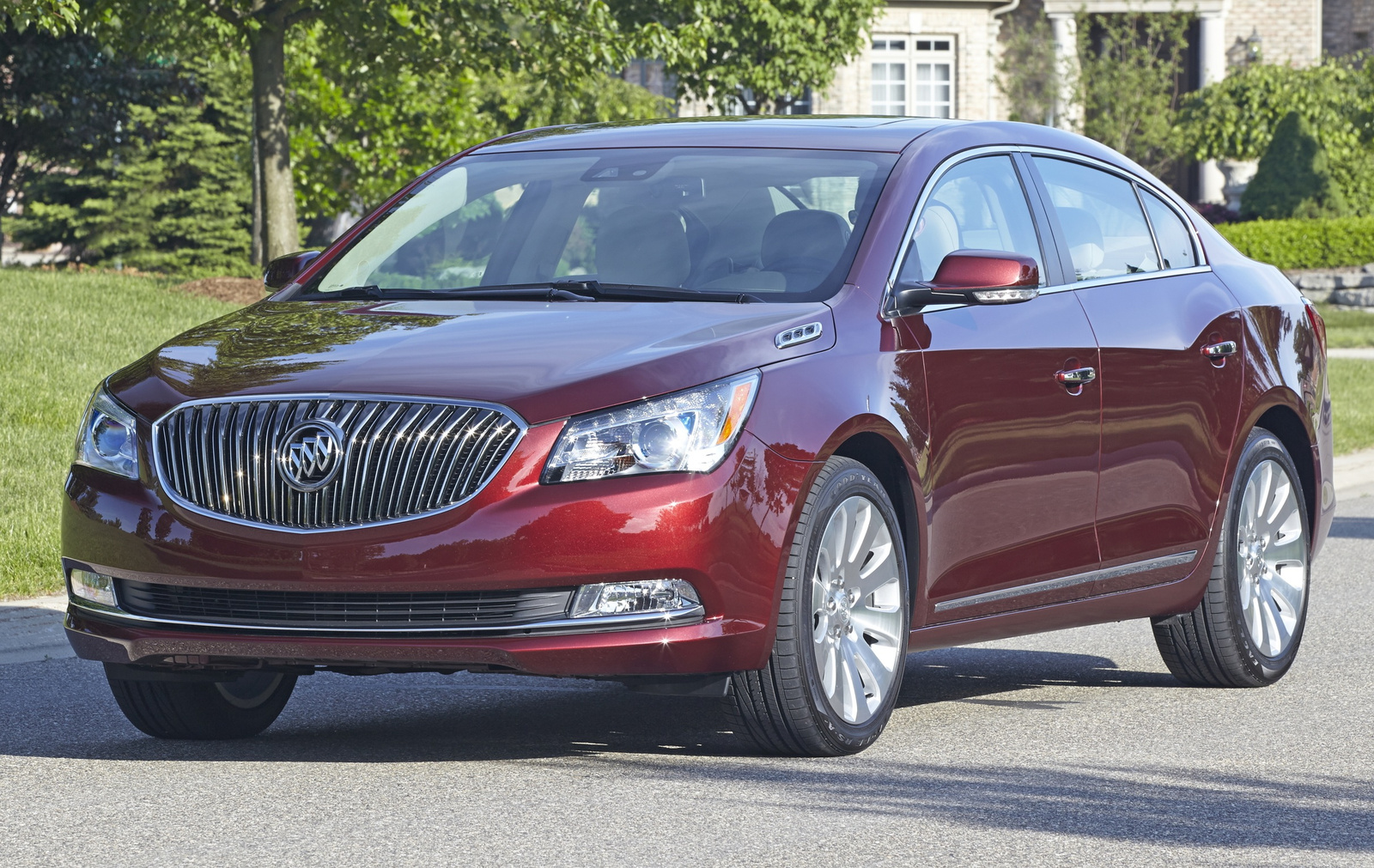 2015 buick lacrosse review cargurus. Black Bedroom Furniture Sets. Home Design Ideas