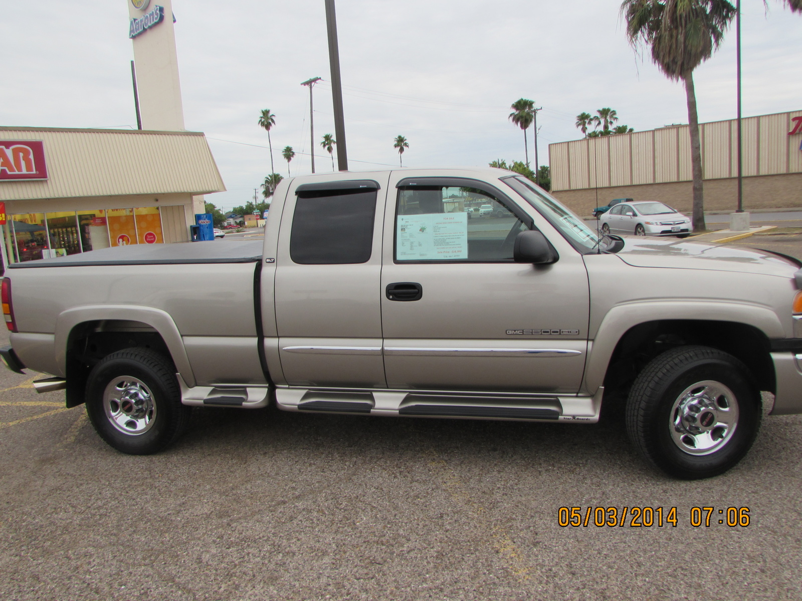 Picture of 2003 GMC Sierra 2500HD 4 Dr SLT 4WD Extended Cab SB HD