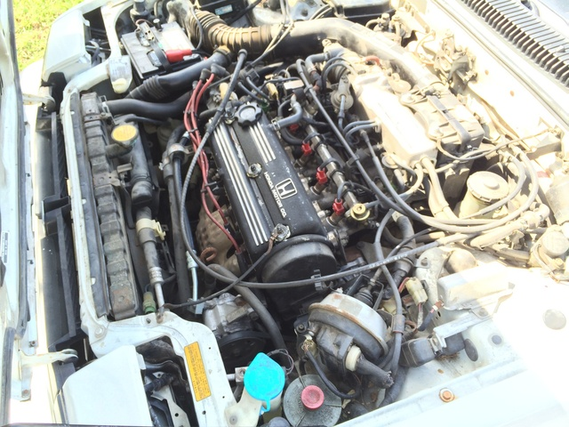 Picture of 1987 Honda Prelude 2 Dr Si Coupe, engine