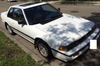 Picture of 1987 Honda Prelude 2 Dr Si Coupe, exterior