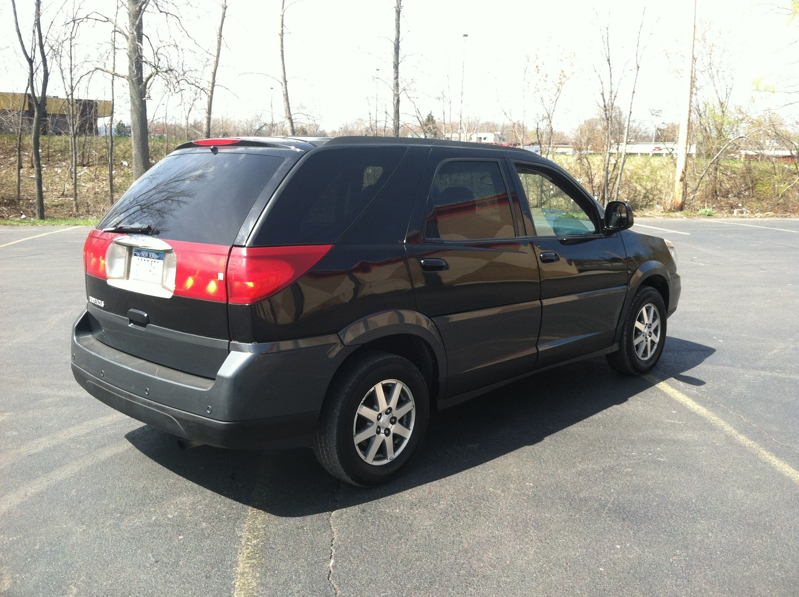 What s your take on the 2003 Buick Rendezvous