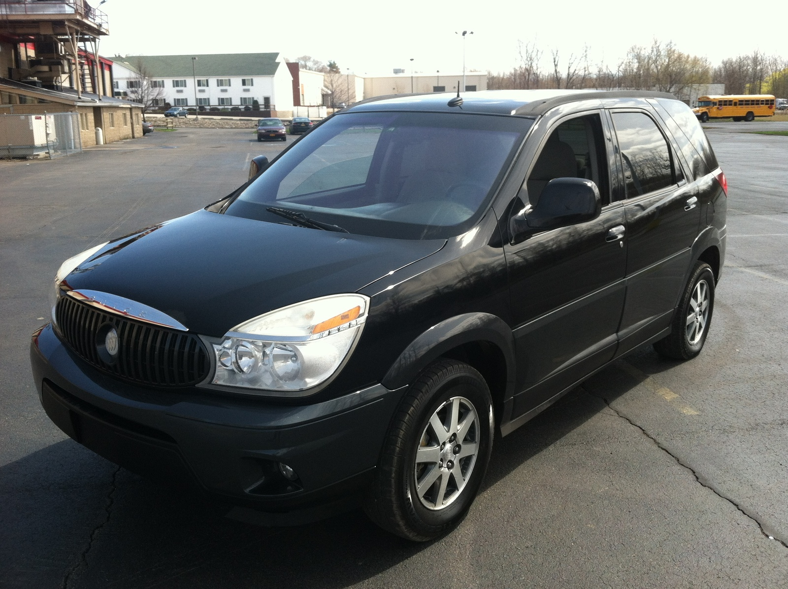 What s your take on the 2004 Buick Rendezvous