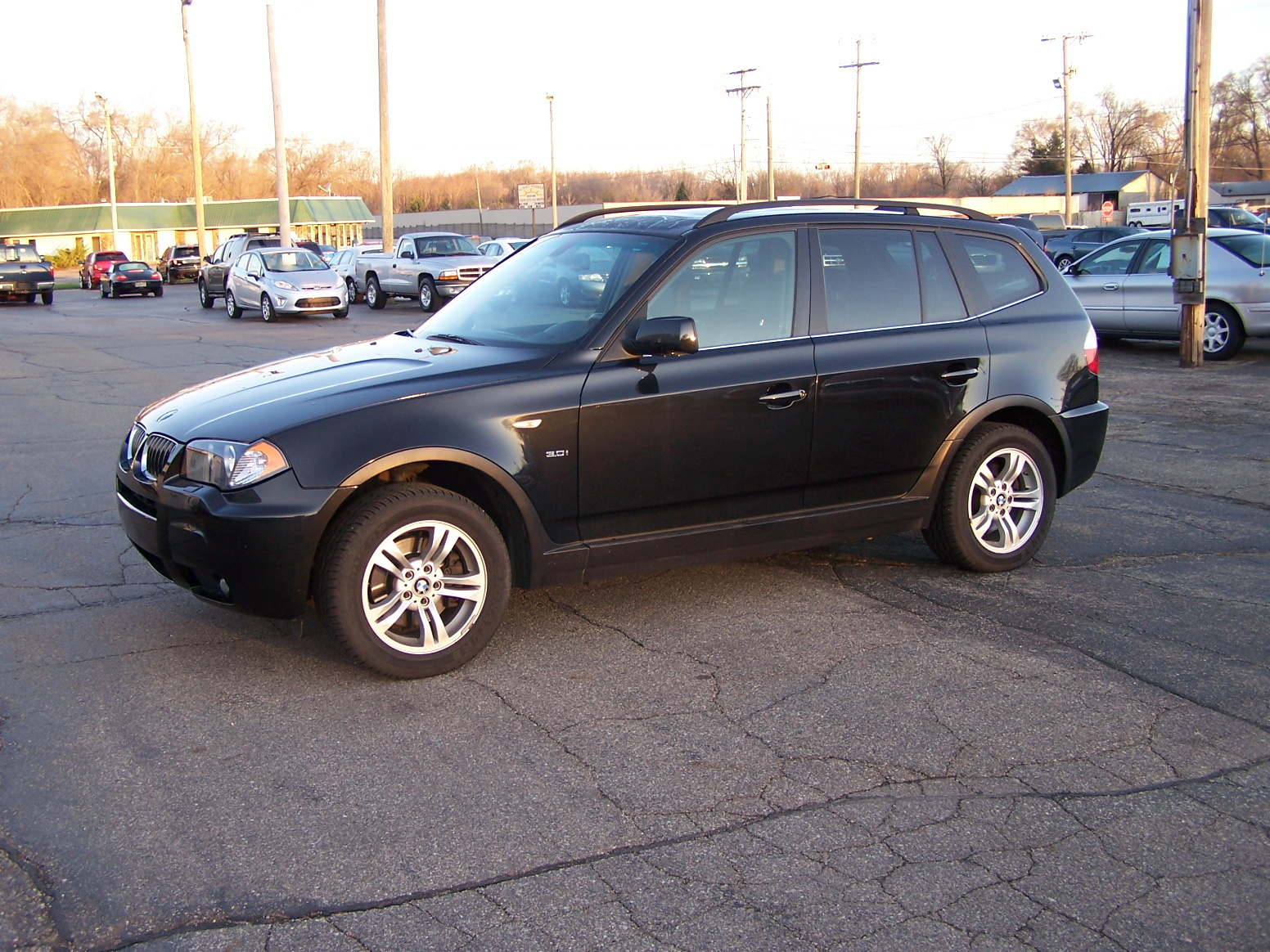 2006 bmw x3 overview cargurus. Black Bedroom Furniture Sets. Home Design Ideas
