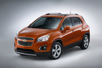 2015 Chevrolet Trax, Front-quarter view. Copyright General Motors, exterior, manufacturer, gallery_worthy