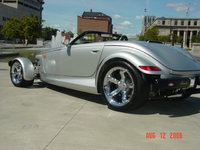 Picture of 2001 Plymouth Prowler 2 Dr STD Convertible, exterior