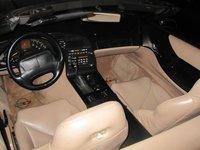 Picture of 1995 Chevrolet Corvette Convertible, interior