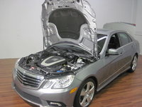 Picture of 2011 Mercedes-Benz E-Class E350 Luxury 4MATIC, exterior, engine