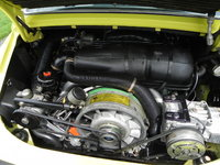 Picture of 1975 Porsche 911, engine