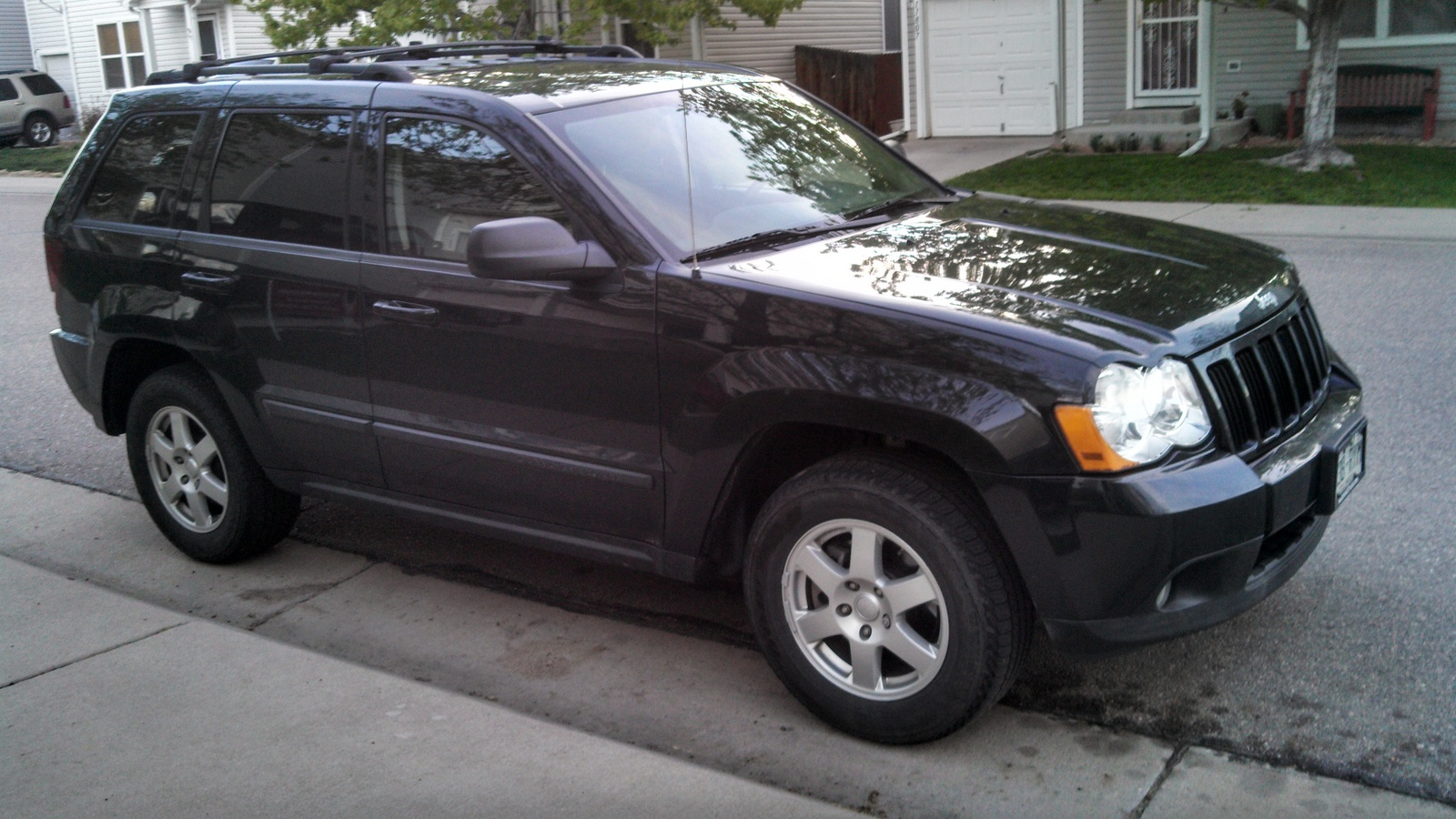 picture of 2008 jeep grand cherokee laredo 4wd exterior. Black Bedroom Furniture Sets. Home Design Ideas