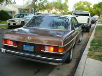 1978 Mercedes-Benz 280 Overview