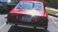 Picture of 1981 Nissan 280ZX, exterior, interior