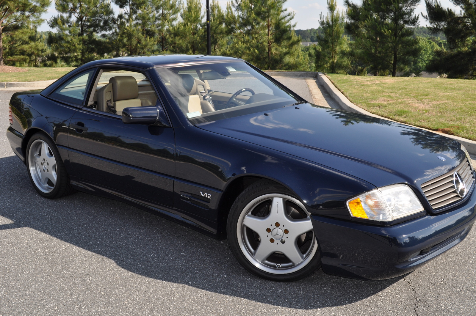 1997 mercedes benz sl class pictures cargurus. Black Bedroom Furniture Sets. Home Design Ideas