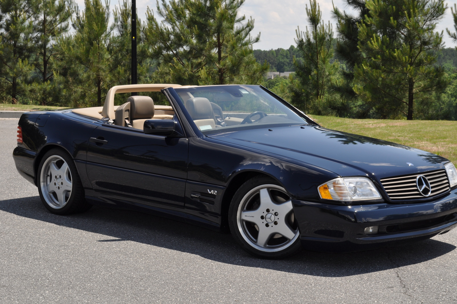 Picture of 1997 Mercedes-Benz SL-Class 2 Dr SL600 Convertible