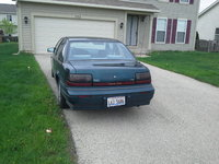 1994 Pontiac Grand Prix 4 Dr SE Sedan picture, exterior