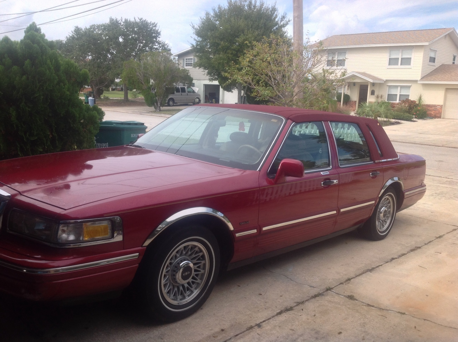 Lincoln Town Car Questions Just Stopped Running Only Slight Click