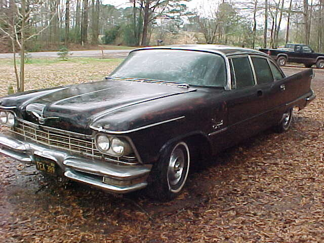 Picture of 1954 Chrysler Imperial