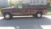 Picture of 1996 GMC Sierra 1500 C1500 SLT Extended Cab SB, exterior
