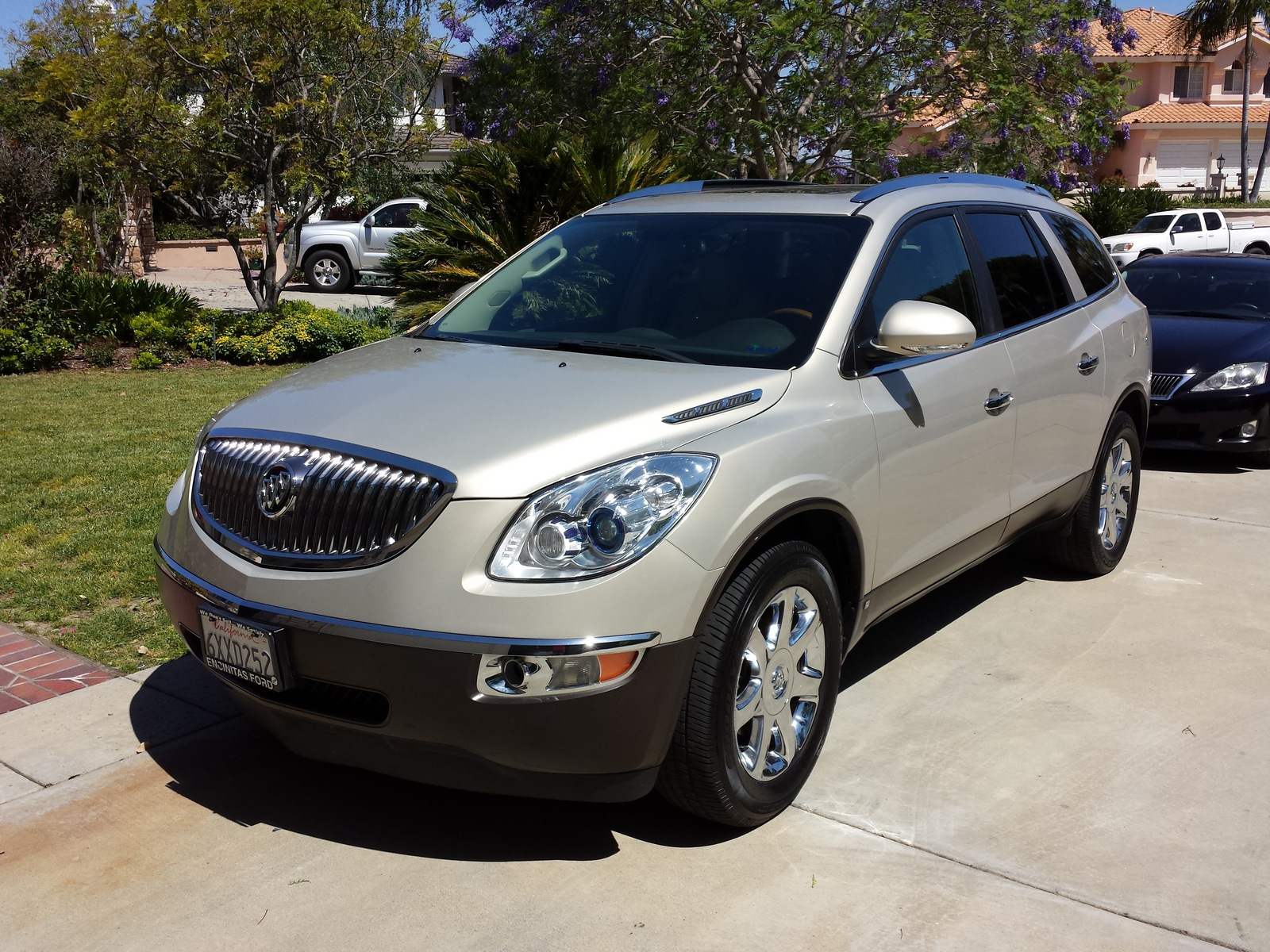 used buick enclave for sale san diego ca cargurus. Black Bedroom Furniture Sets. Home Design Ideas