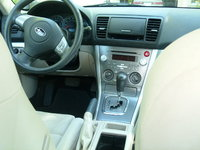 Picture of 2009 Subaru Legacy 2.5 i Special Edition, interior, gallery_worthy