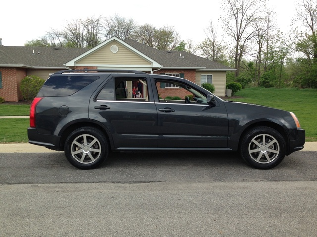 Used 2006 Cadillac Srx Pricing Edmunds Autos Post