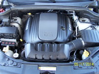 Picture of 2012 Dodge Durango R/T, engine