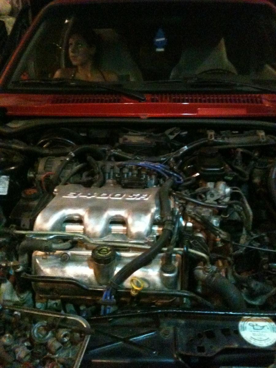 Chevrolet Cavalier Questions - how do I cahange the blower motor ...