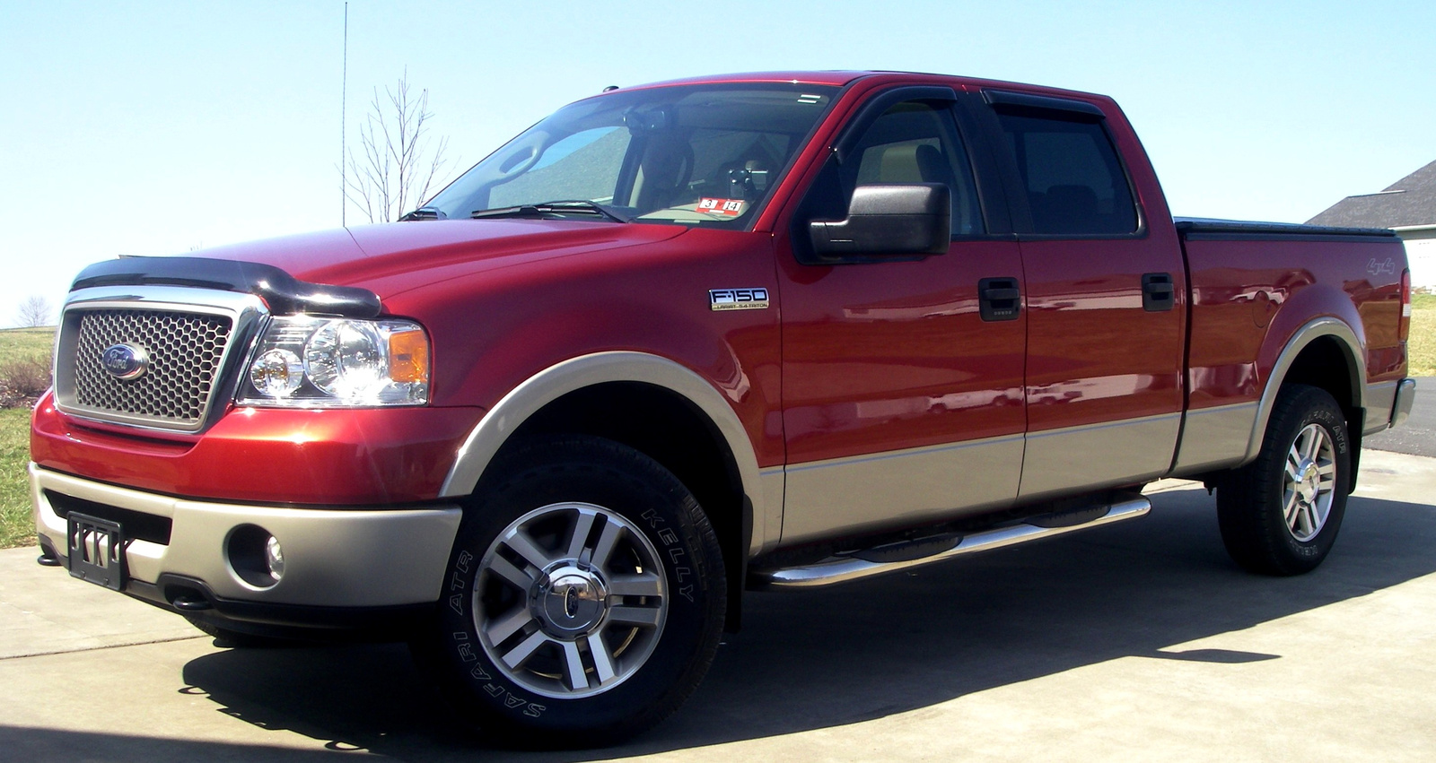 2008 Ford F-150 - Pictures