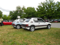 1987 Peugeot 205 Picture Gallery