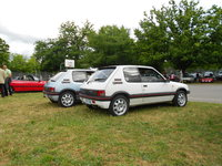 1987 Peugeot 205 Overview