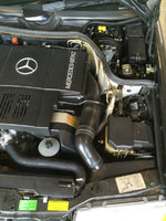 Picture of 1993 Mercedes-Benz 500-Class 500E Sedan, engine