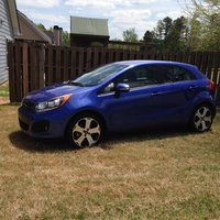 Picture of 2013 Kia Rio5 SX, exterior