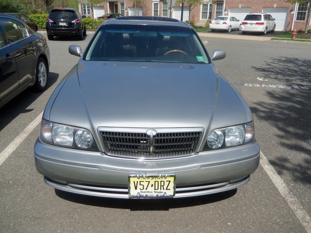 Picture of 2001 INFINITI Q45 4 Dr Touring Sedan, exterior, gallery_worthy