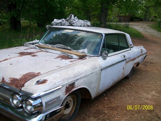 62 mercury monterey custom