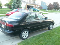 Picture of 1996 Nissan Sentra GLE, exterior
