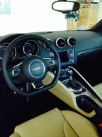 Picture of 2013 Audi TT 2.0T Quattro Premium Plus, interior