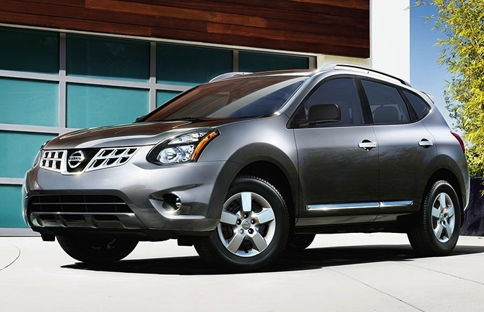2014 Nissan Rogue Select - Overview - CarGurus
