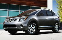 2014 Nissan Rogue Select, Front-quarter view, exterior, manufacturer