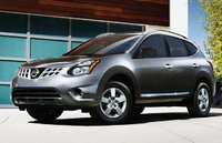 2014 Nissan Rogue Select Overview