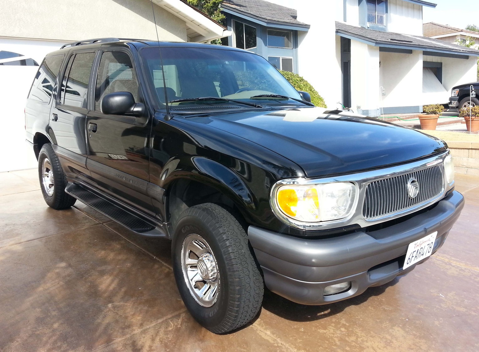 Picture of 1998 Mercury Mountaineer 4 Dr STD SUV