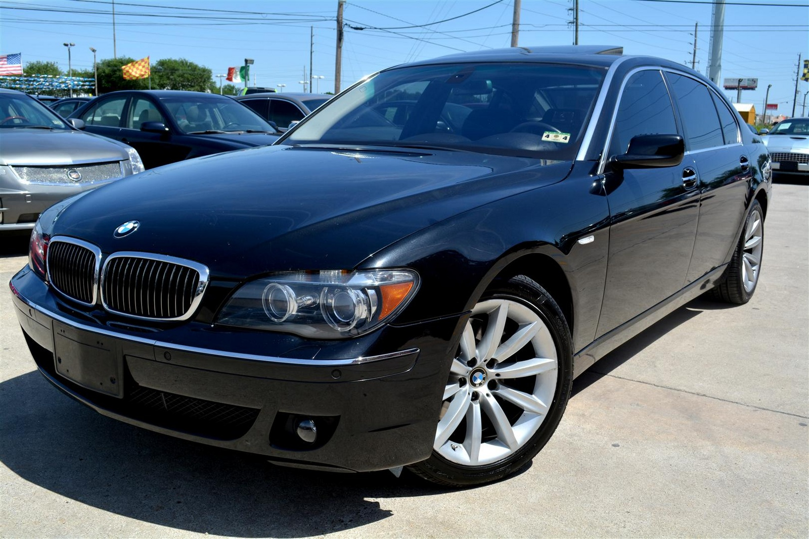 Picture Of 2007 Bmw 7 Series 750li Exterior