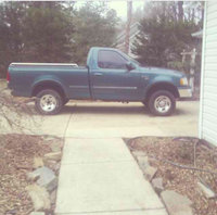 Picture of 1998 Ford F-150 Lariat 4WD LB, exterior, gallery_worthy