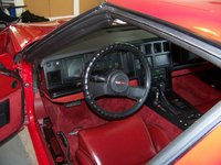 Picture of 1985 Chevrolet Corvette Coupe, interior