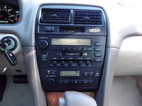 Picture of 1999 Lexus ES 300 Base, interior, gallery_worthy