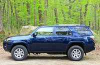 Side shot of the 2014 Toyota 4Runner