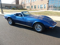 1972 Chevrolet Corvette Convertible, 1972 Numbers Matching
